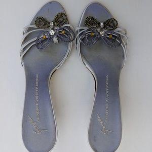 Giuseppe Zanotti Butterfly Heels